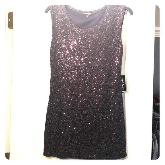 Express Dresses & Skirts - Mini stretch dress